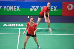 (Miniature) Yonex IFB : les frenchies en forme… mais battus !