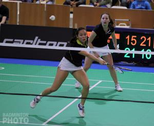 (Miniature) YONEX DUTCH JUNIOR : Préparation des Championnats d'Europe