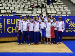(Miniature) Championnats d'Europe Juniors : Place aux quarts