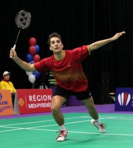 (Miniature) Sylvain GROSJEAN quitte le badminton international