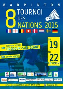 (Miniature) 8 Nations U15 : M - 1