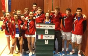 (Miniature) 6 Nations Cadets : la France sur le podium