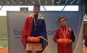(Miniature) 8 Nations – Deux podiums en individuel !