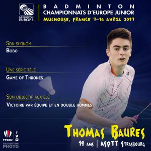 (Miniature) #EJC17 - Thomas Baures