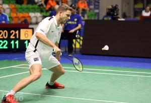 (Miniature) India Open : Brice Leverdez s'incline dès le premier tour