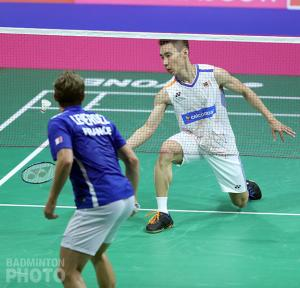 (Miniature) China Open : Lee Chong Wei trop fort
