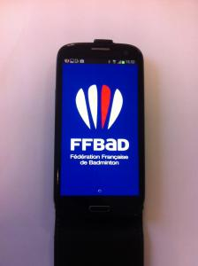 (Miniature) La FFBaD lance son application mobile Android