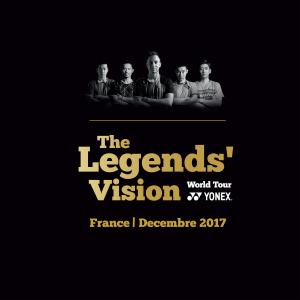 (Miniature) The Legends Vision World Tour By Yonex s'arrête à Paris !