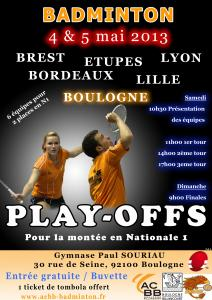 (Miniature) Championnat de France Interclubs : Phases Finales