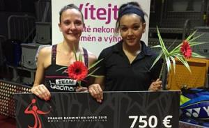 (Miniature) Czech International – La bonne forme des doubles dames