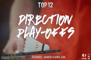 (Miniature) Top 12 – 10ème journée : direction les play-offs !