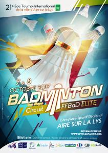 (Miniature) Circuit FFBaD 1 : Étape 1, ce week-end !!