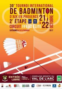 (Miniature) Circuit FFBaD 2 : Étape 2, ce week-end !!