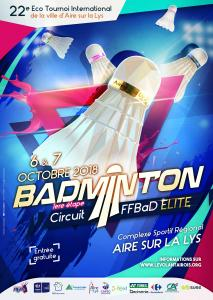(Miniature) Circuit Elite FFBaD 1 - Les inscriptions