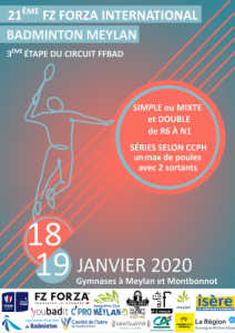 (Miniature) Circuit FFBaD : Étape 3, ce week-end