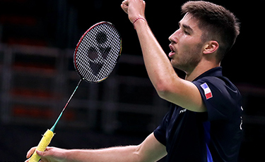 Yonex Latvia International : 2 titres pour la France