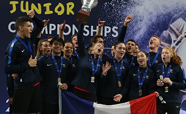 (Image miniature) Euro Juniors : champions d'Europe...encore !