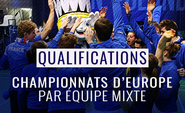 Qualifications EMTC : la composition des Bleus