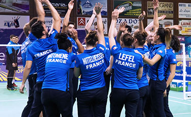 Qualifications EMTC : direction le Danemark !