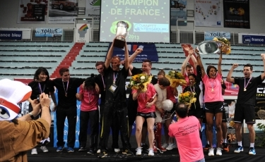 (Image miniature) Top 12 – ASPTT Strasbourg Champion !!!