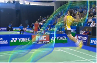 Teaser des Yonex Internationaux de France de Badminton 2012